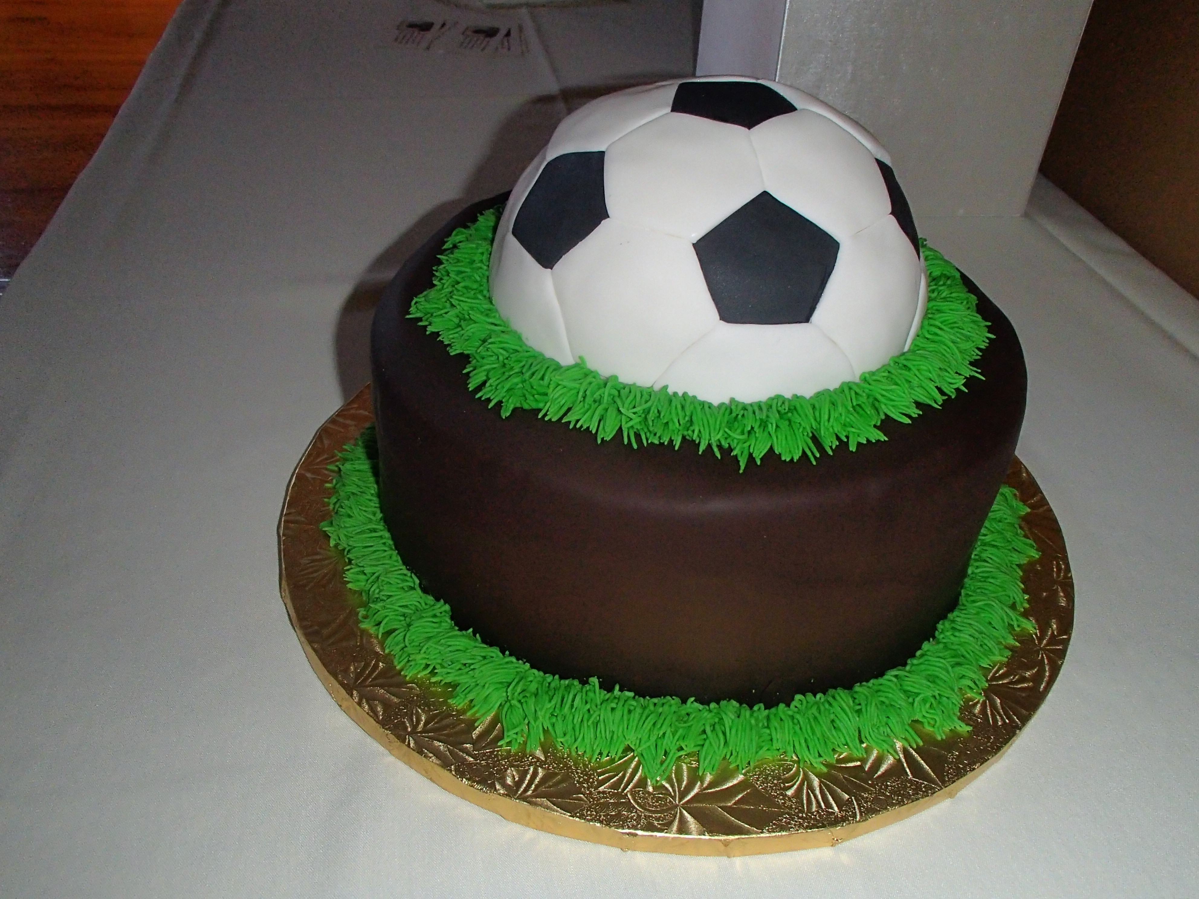 Торт с футболом картинки