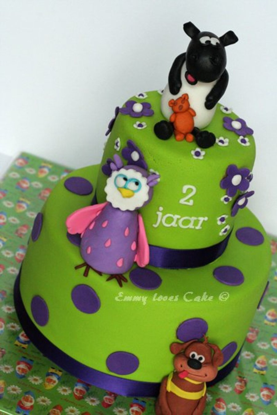 Sheep Cake on Cake Central