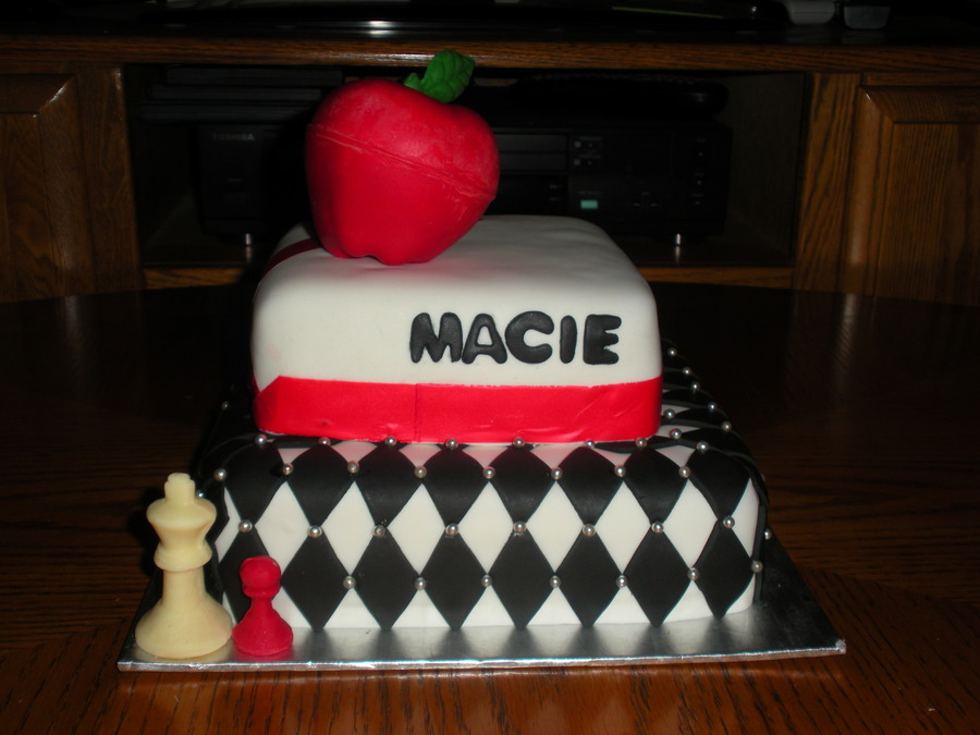 Excellent Twilight Birthday Cake Cakecentral Com Funny Birthday Cards Online Overcheapnameinfo