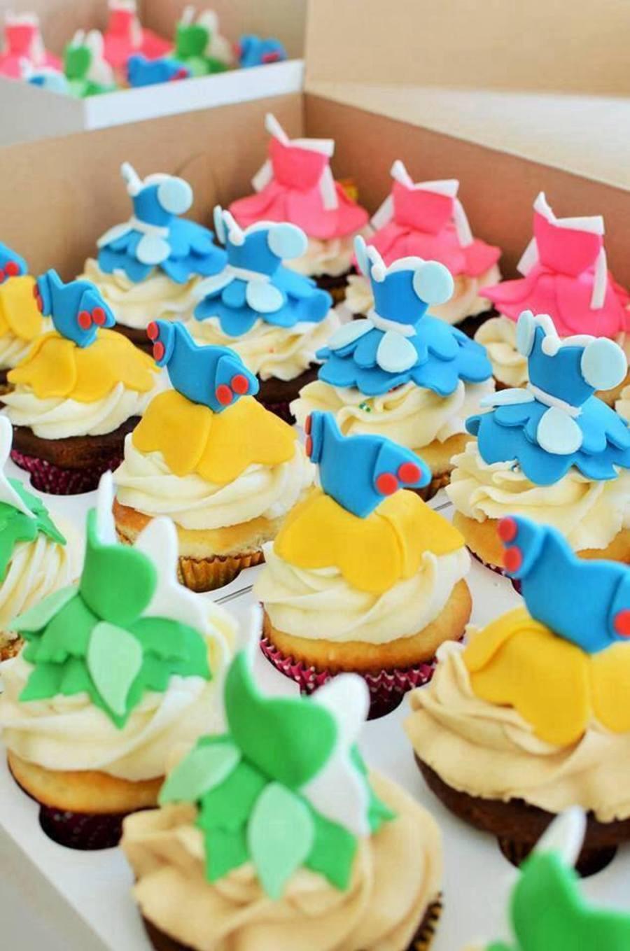 Disney Princess Cake Recipe