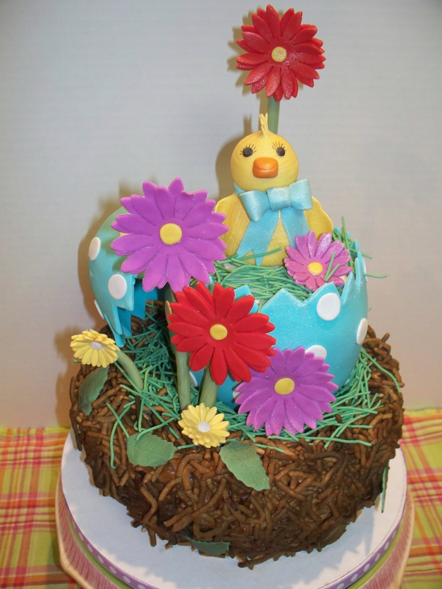 Baby Chick on Cake Central