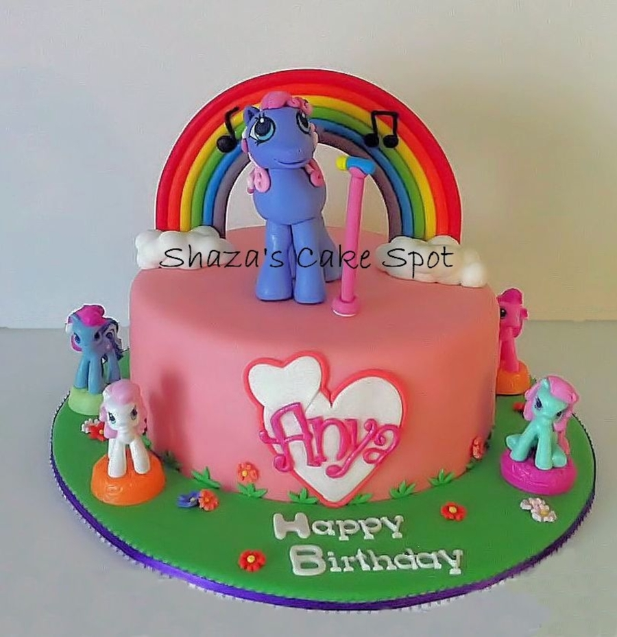 My Little Pony Star Song Cakecentral