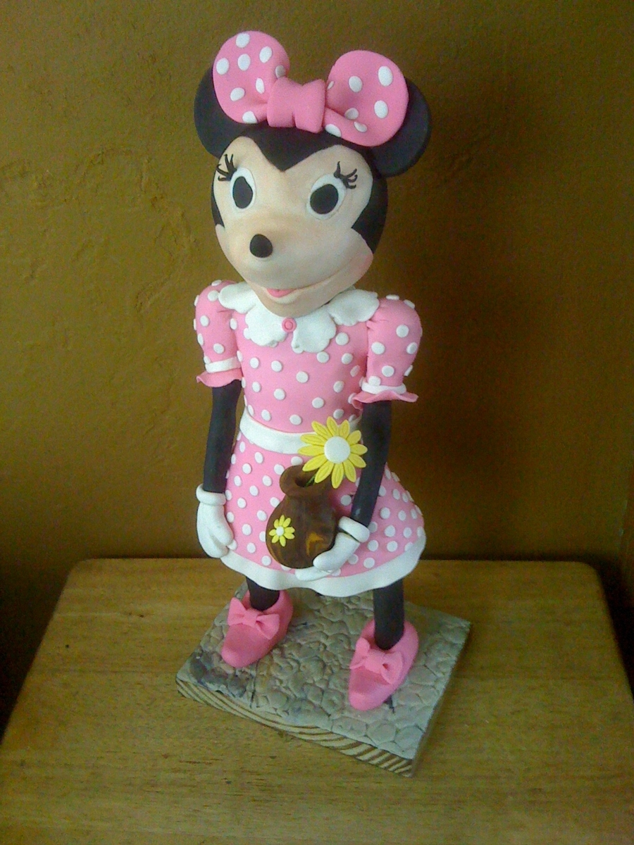 Minie Mouse on Cake Central