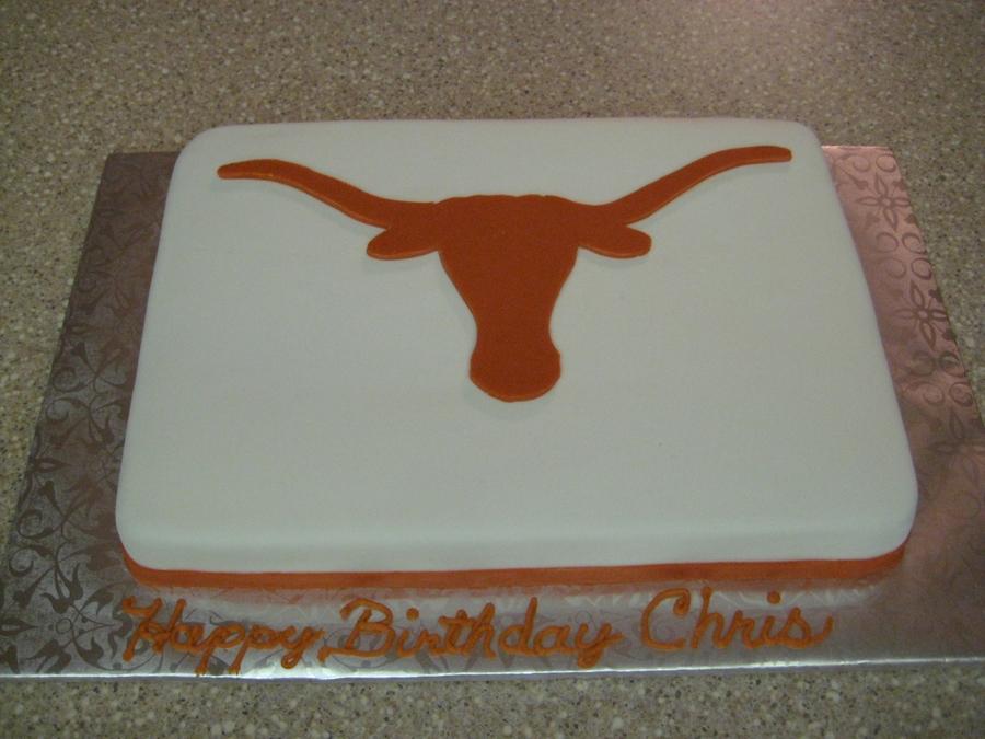 Texas Longhorn Cake Recipe