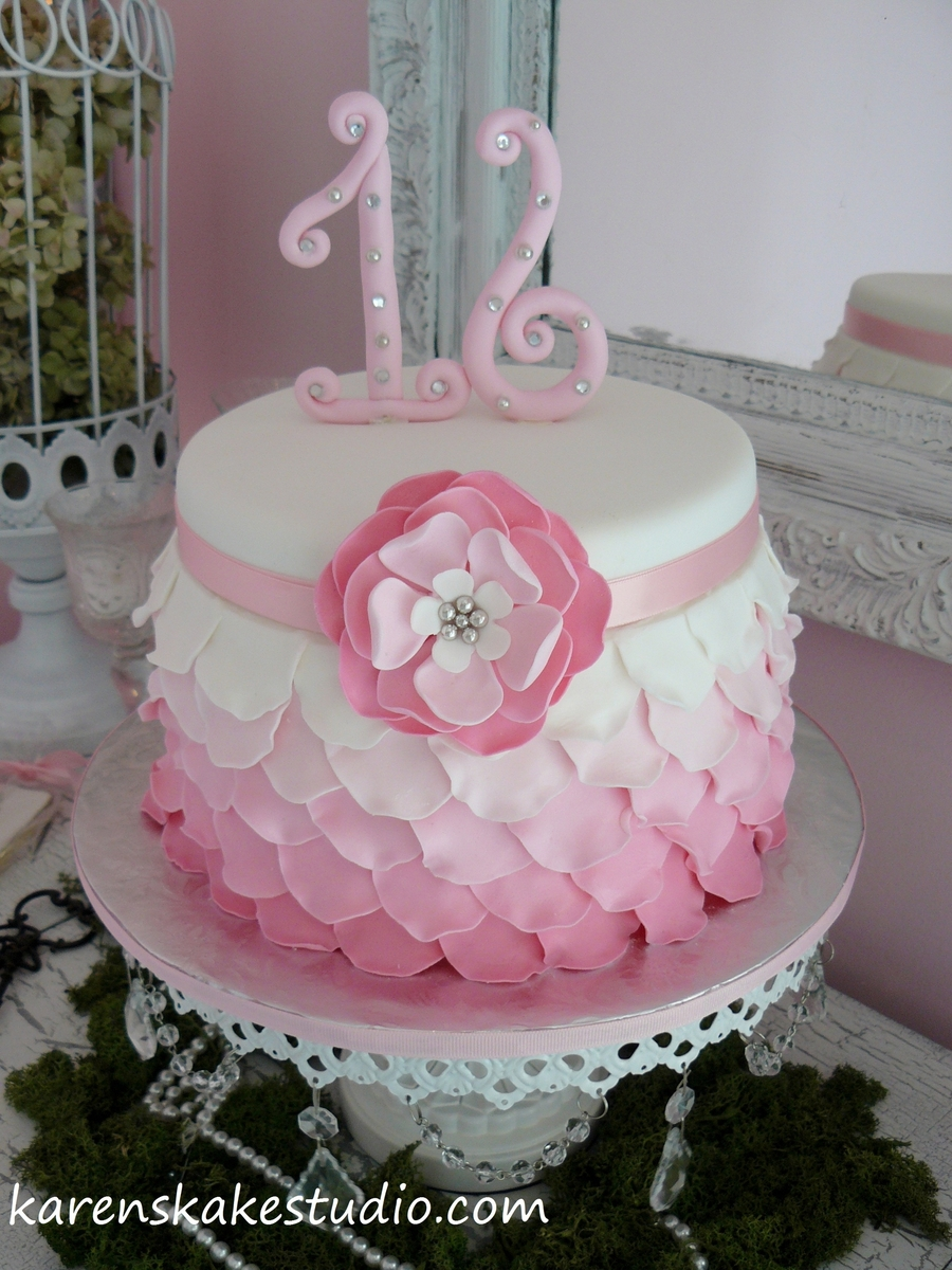 Sweet 16 Cakecentral Com