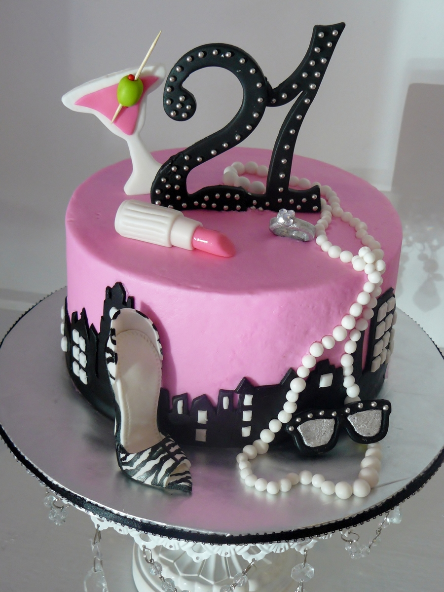 Celebrating 21 Cakecentral Com