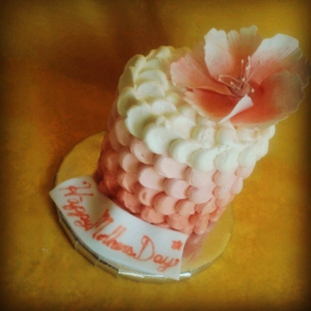 Mothers Day Mini Cake on Cake Central