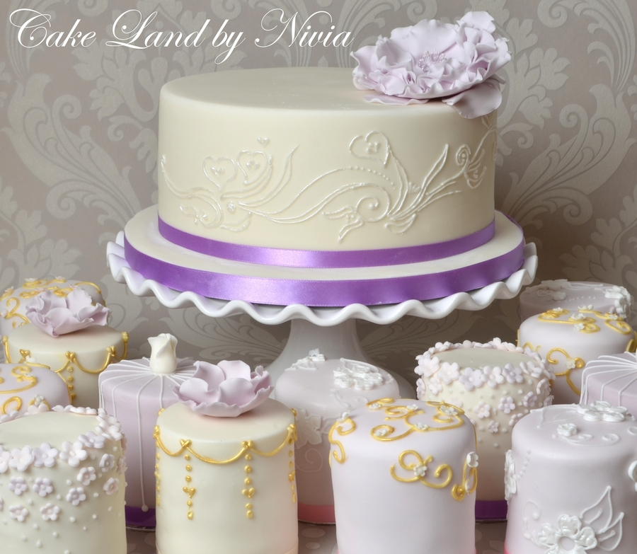 Indian Wedding Cake on Cake Central