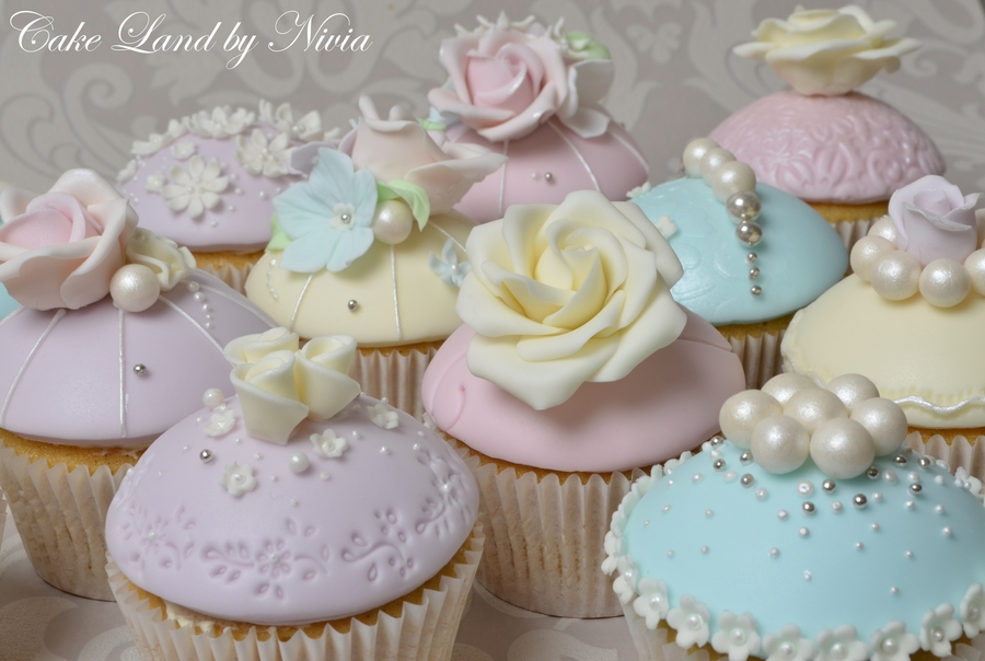 Vintage Cupcakes Cakecentral Com
