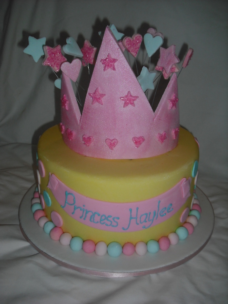 Princess Cake on Cake Central