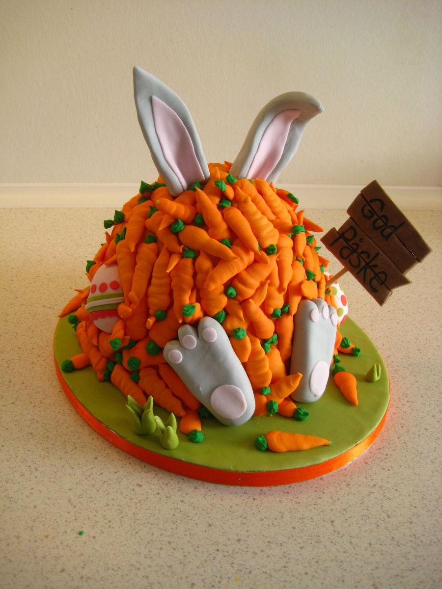 Easter Cake - CakeCentral.com