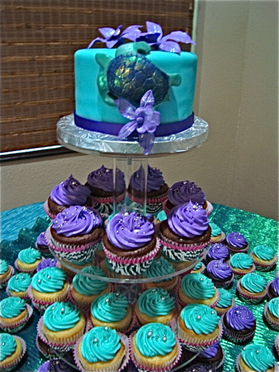 Peacock Theme Wedding Cakecentral Com