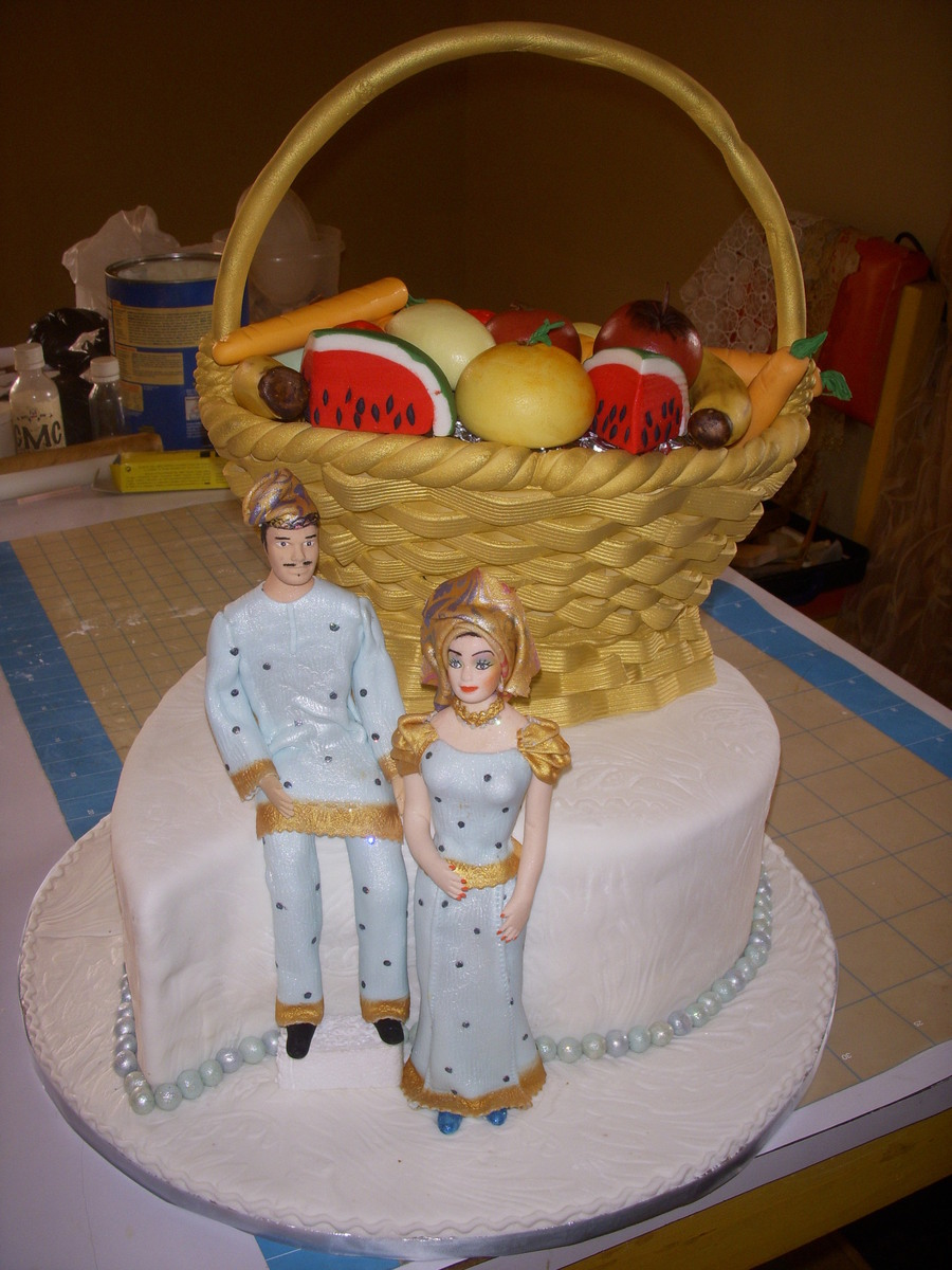 Traditions Of Wedding Cake