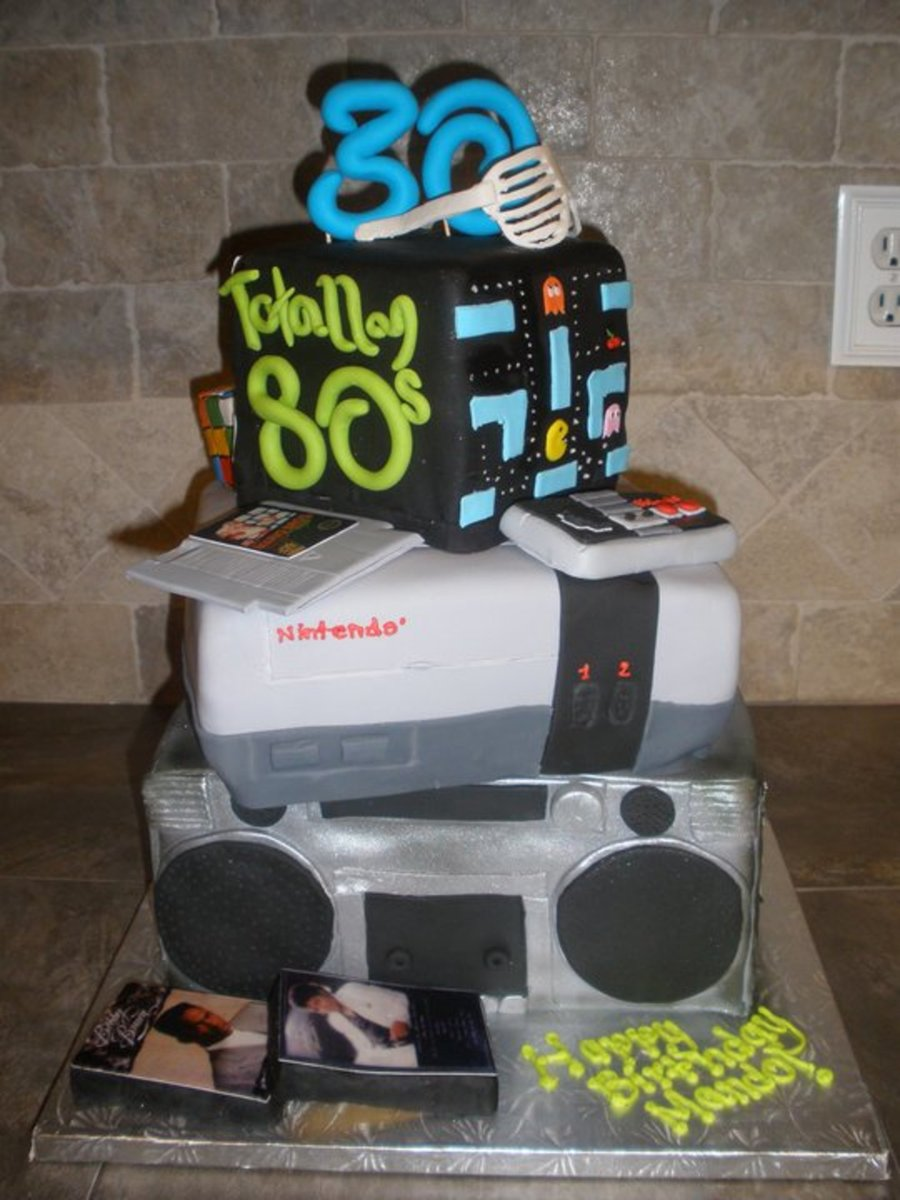 80S Cake on Cake Central