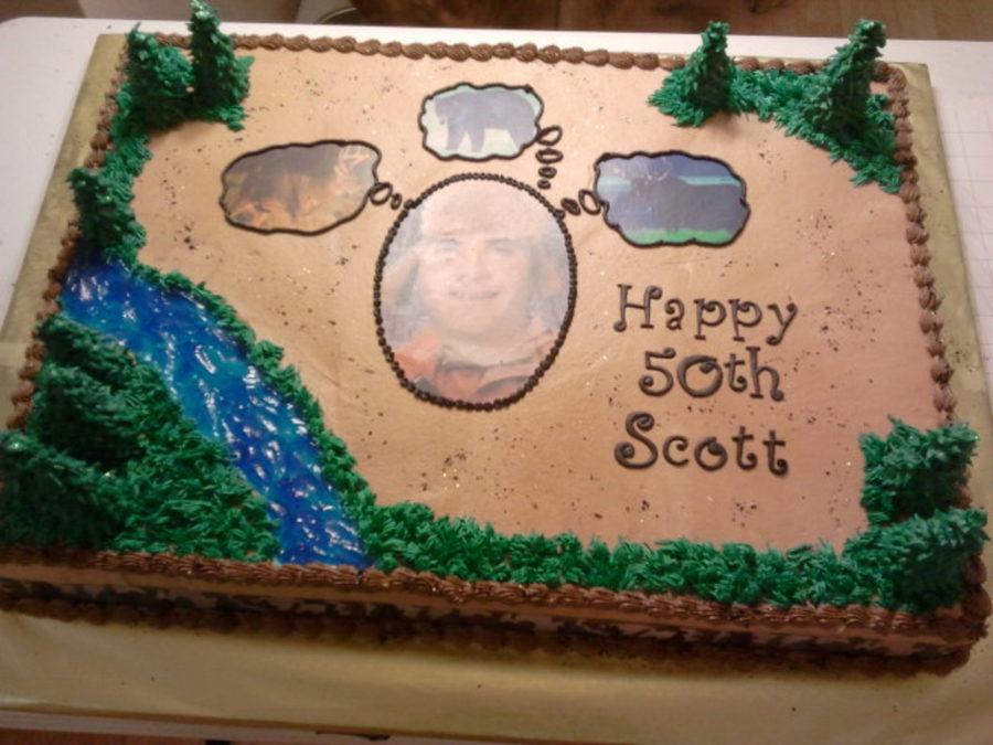 Fantastic 50Th Birthday Cakecentral Com Funny Birthday Cards Online Alyptdamsfinfo