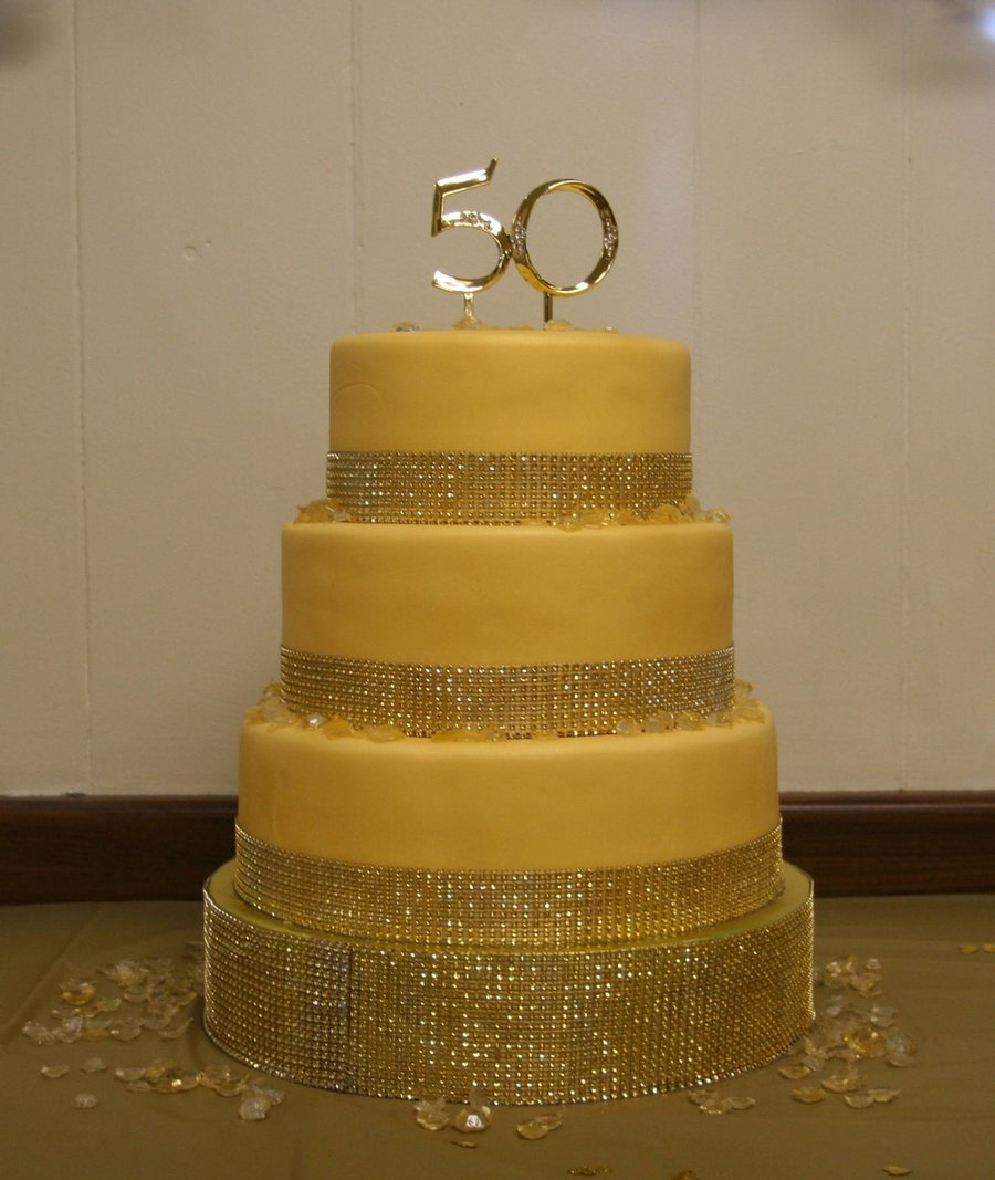 50Th Anniversary on Cake Central