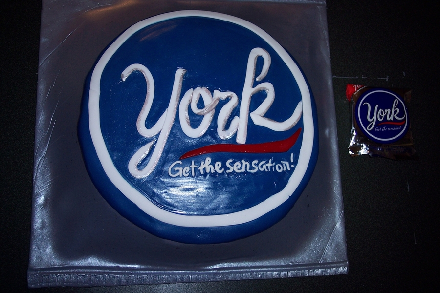 York Peppermint Patty Cake Recipe