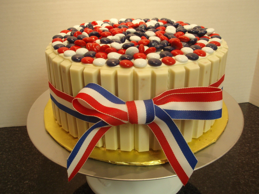Happy 4Th Of July! on Cake Central