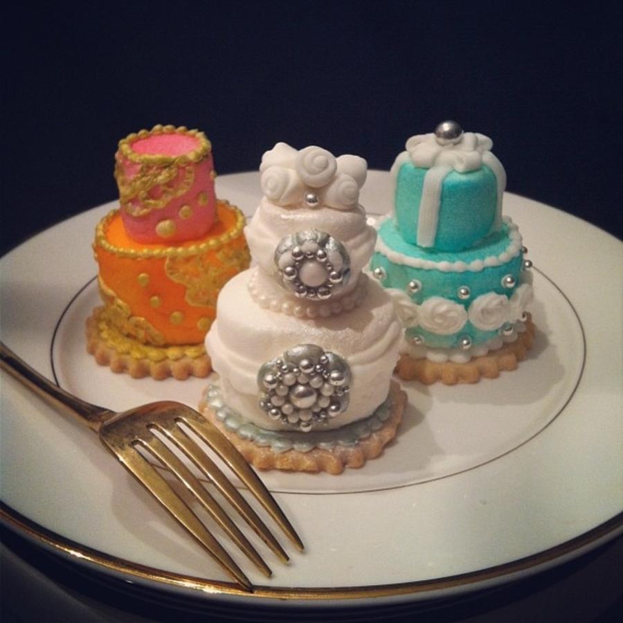 Miniature Wedding Cake Pans