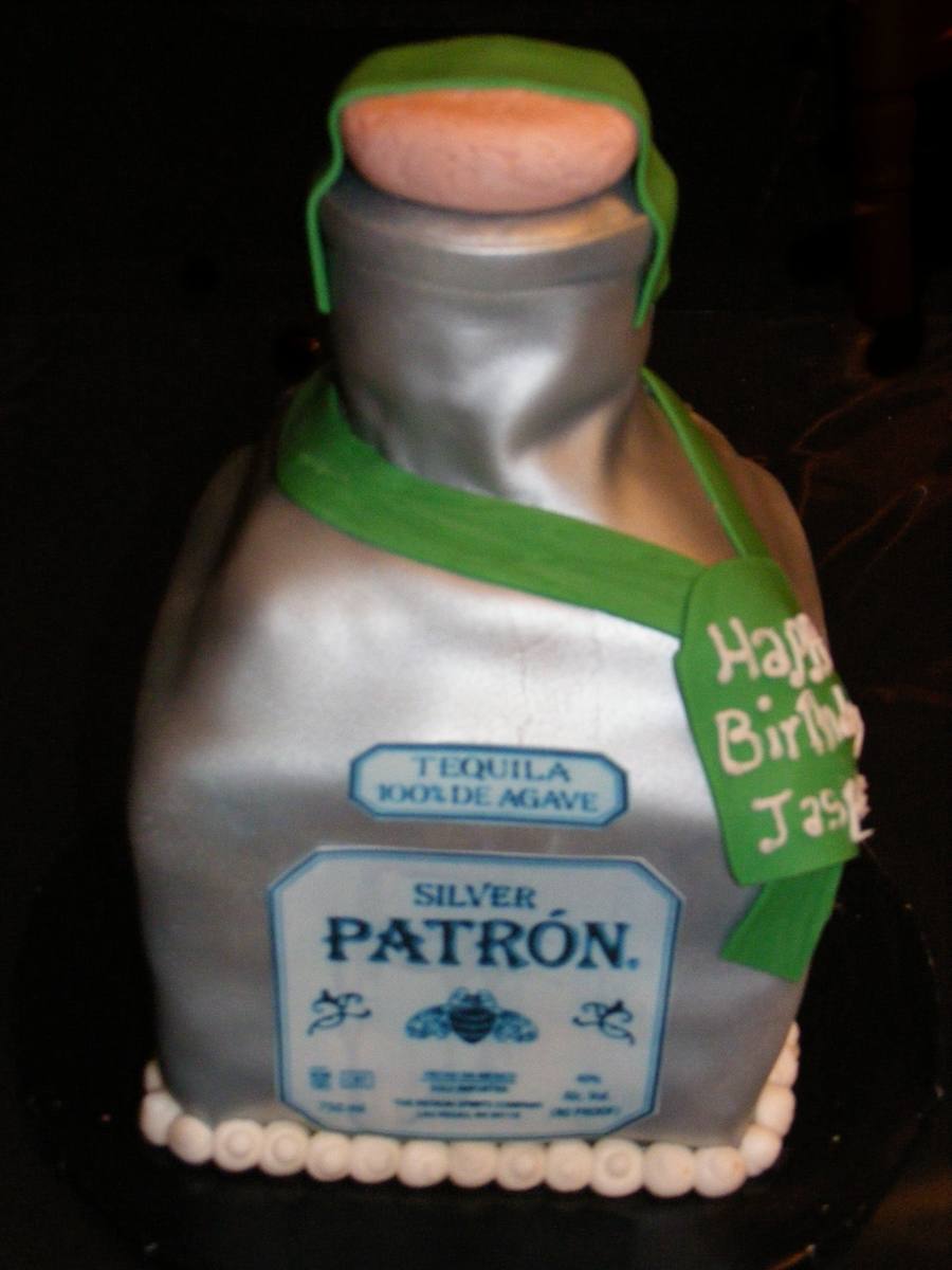 Patrone on Cake Central