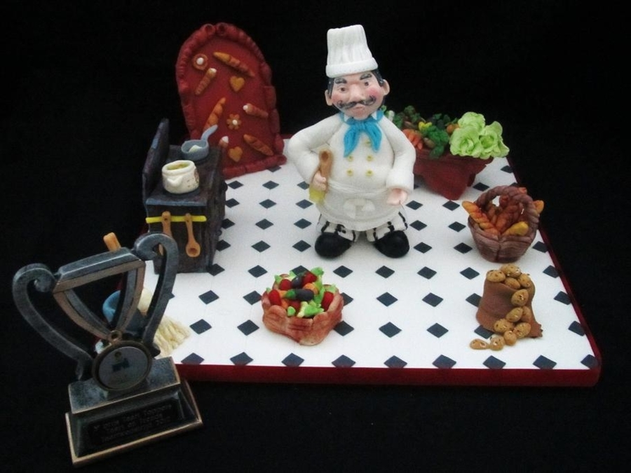 Chef Cook on Cake Central