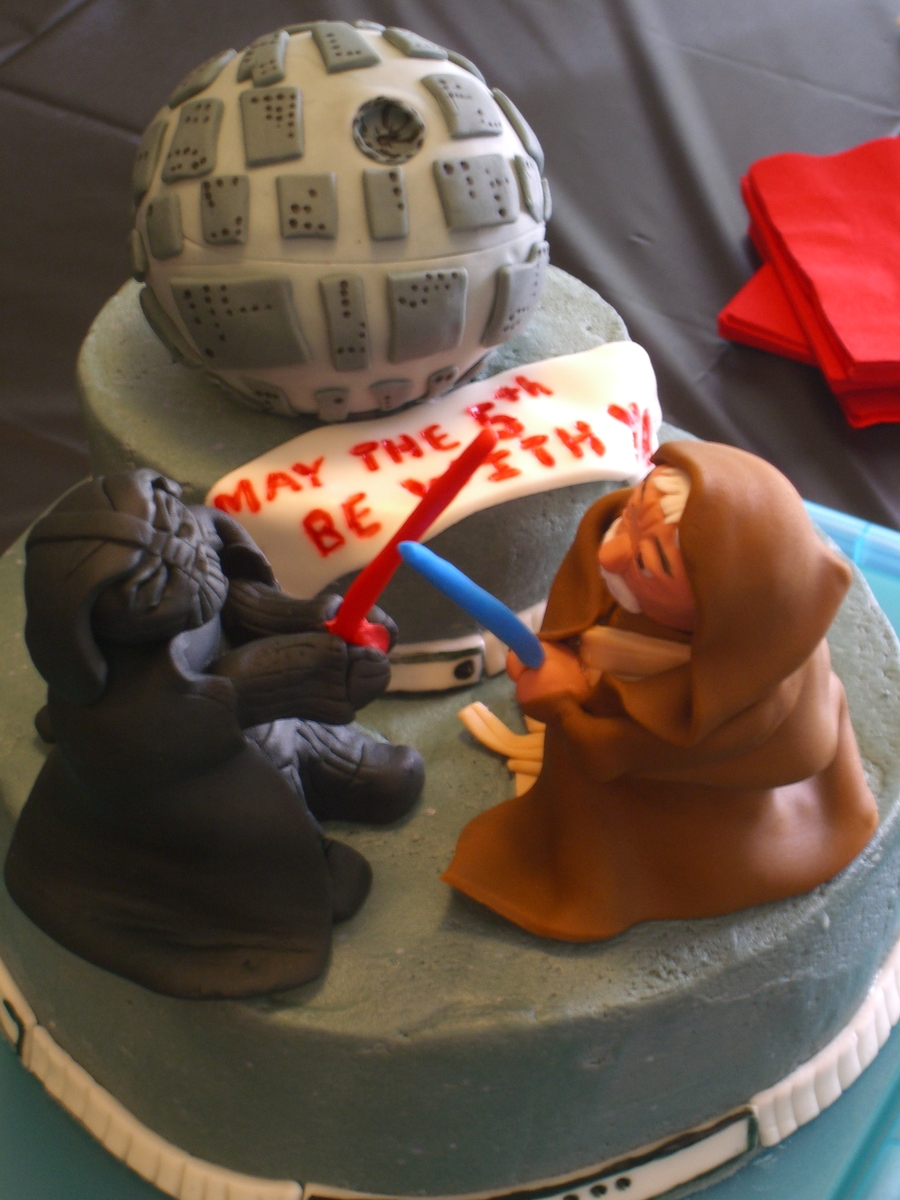 Star Wars 5th Birthday Cake Cakecentral