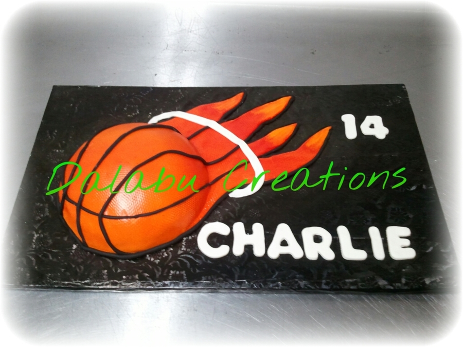 Miami Heat Logo on Cake Central