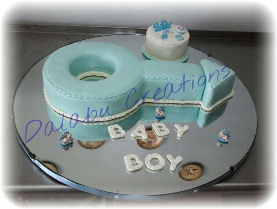 Male Symbol Baby Shower Theme on Cake Central