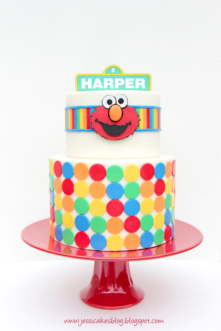Elmo Cake Cakecentral Com