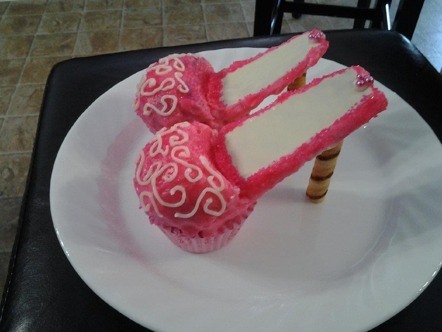 High Heels Cupcakes on Cake Central