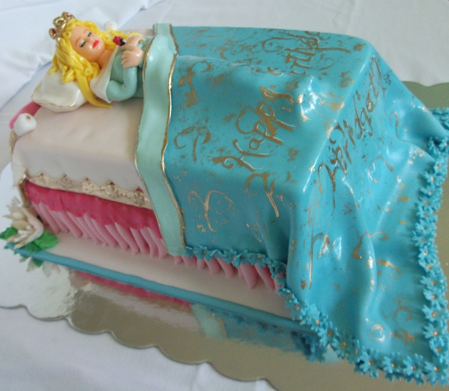 Sleeping Beauty Cakecentral Com