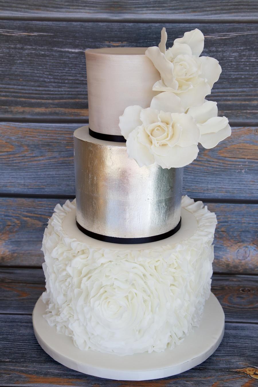 Silver Wedding Cake Recipe