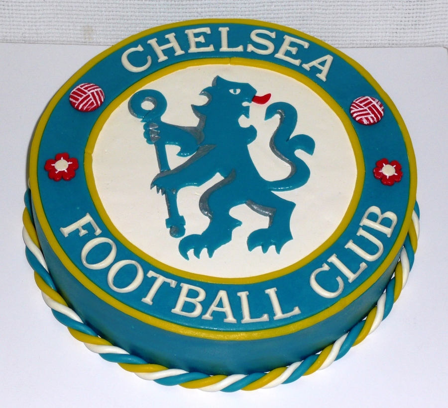 Football Club - Chelsea on Cake Central