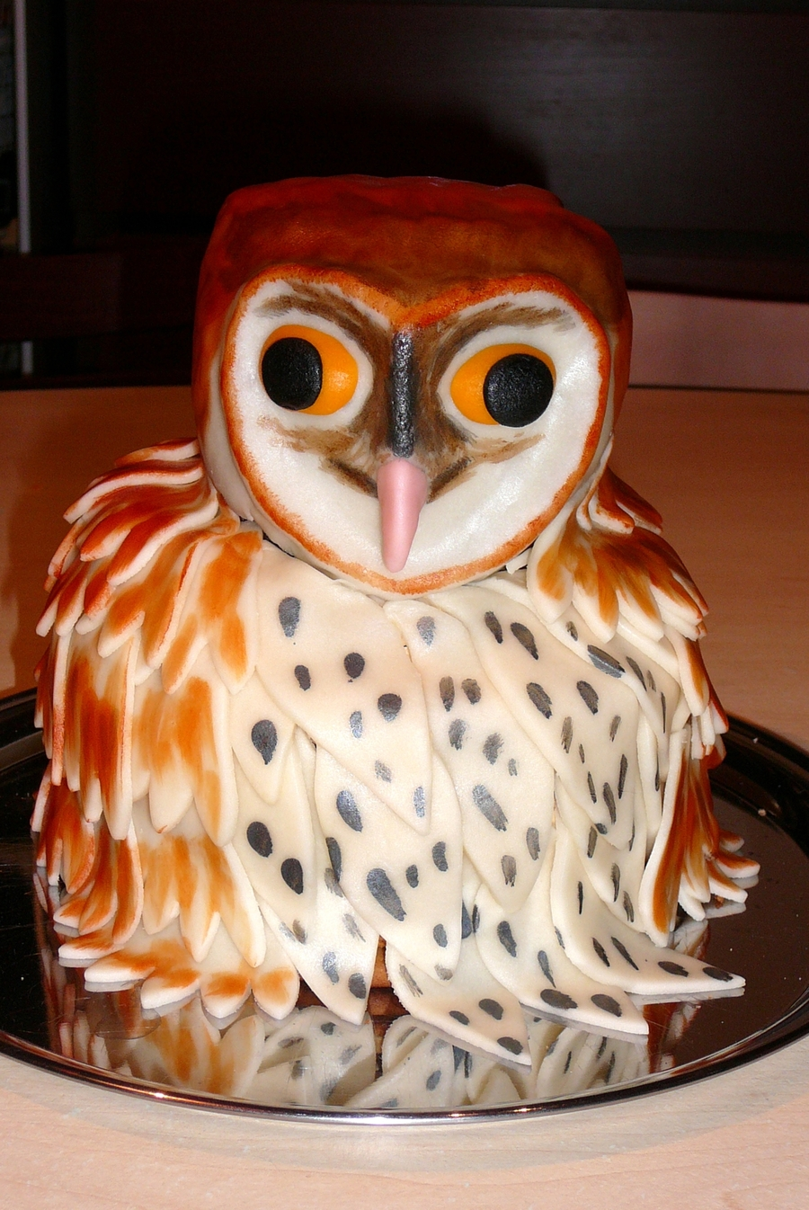 Tyto Alba on Cake Central