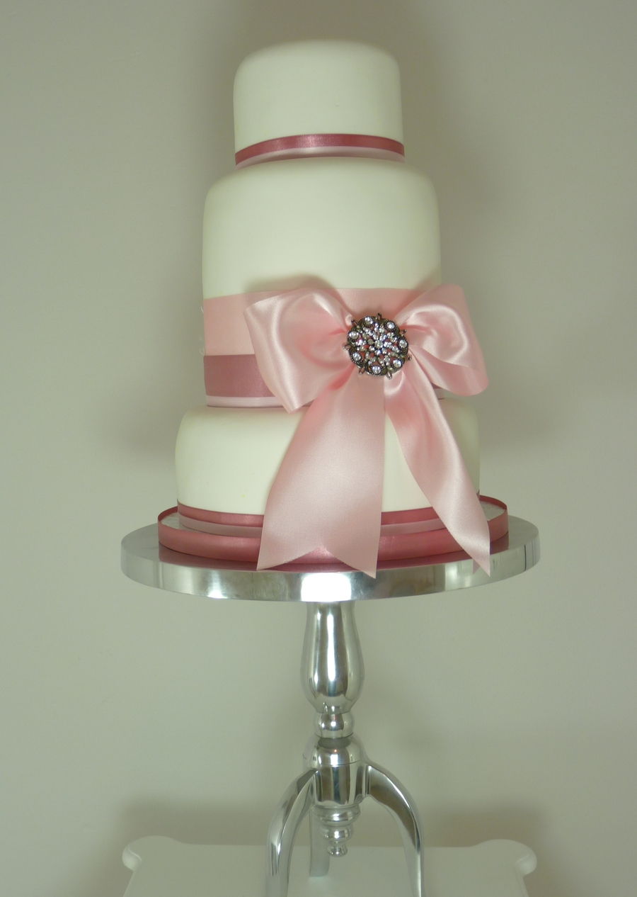 Pretty In Pink on Cake Central