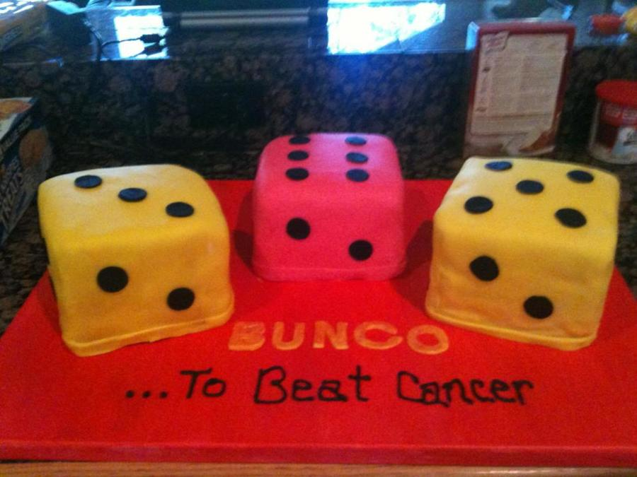 Bunco on Cake Central