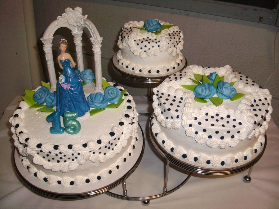 Quinceanera on Cake Central