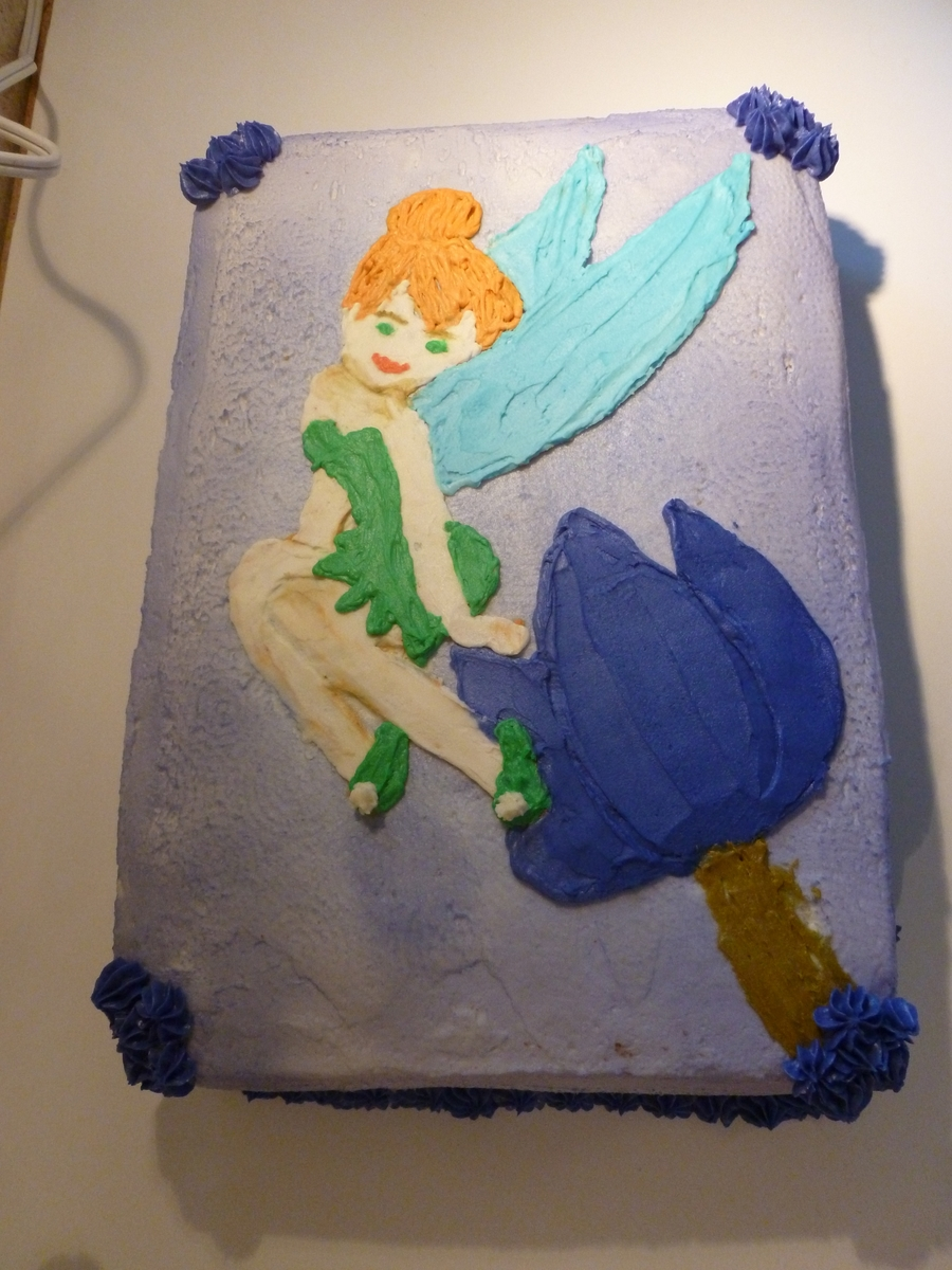 Tinker Bell on Cake Central