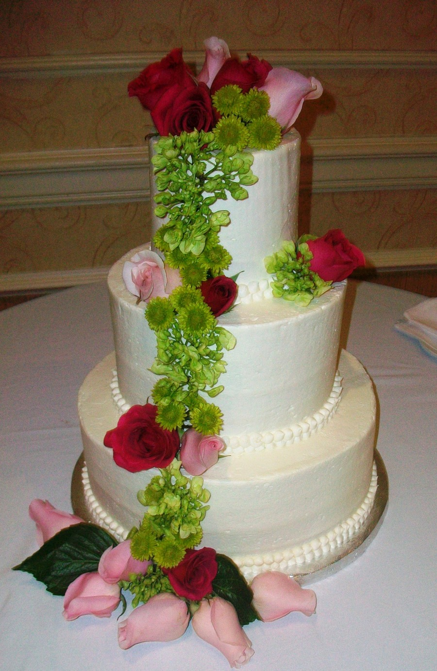 Flowercake on Cake Central
