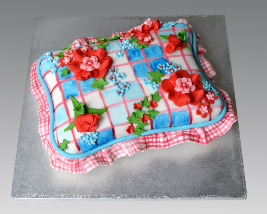 Pillow Cake on Cake Central