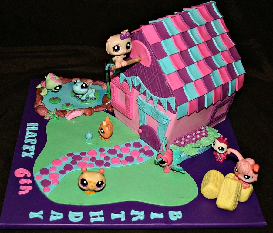 Littlest Pet Shop on Cake Central