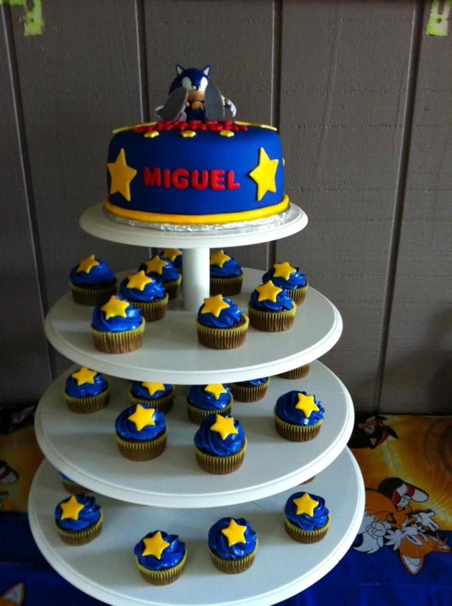 Sonic Cake Cakecentral Com