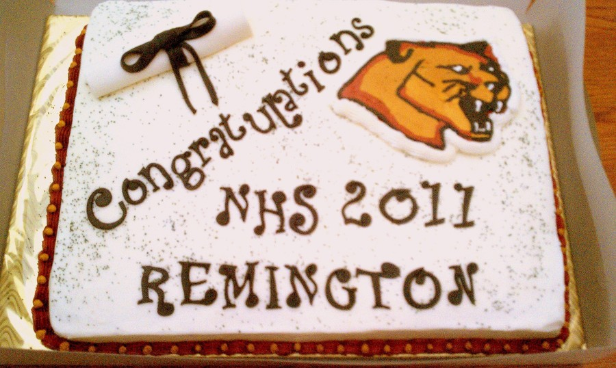 Remington2 on Cake Central