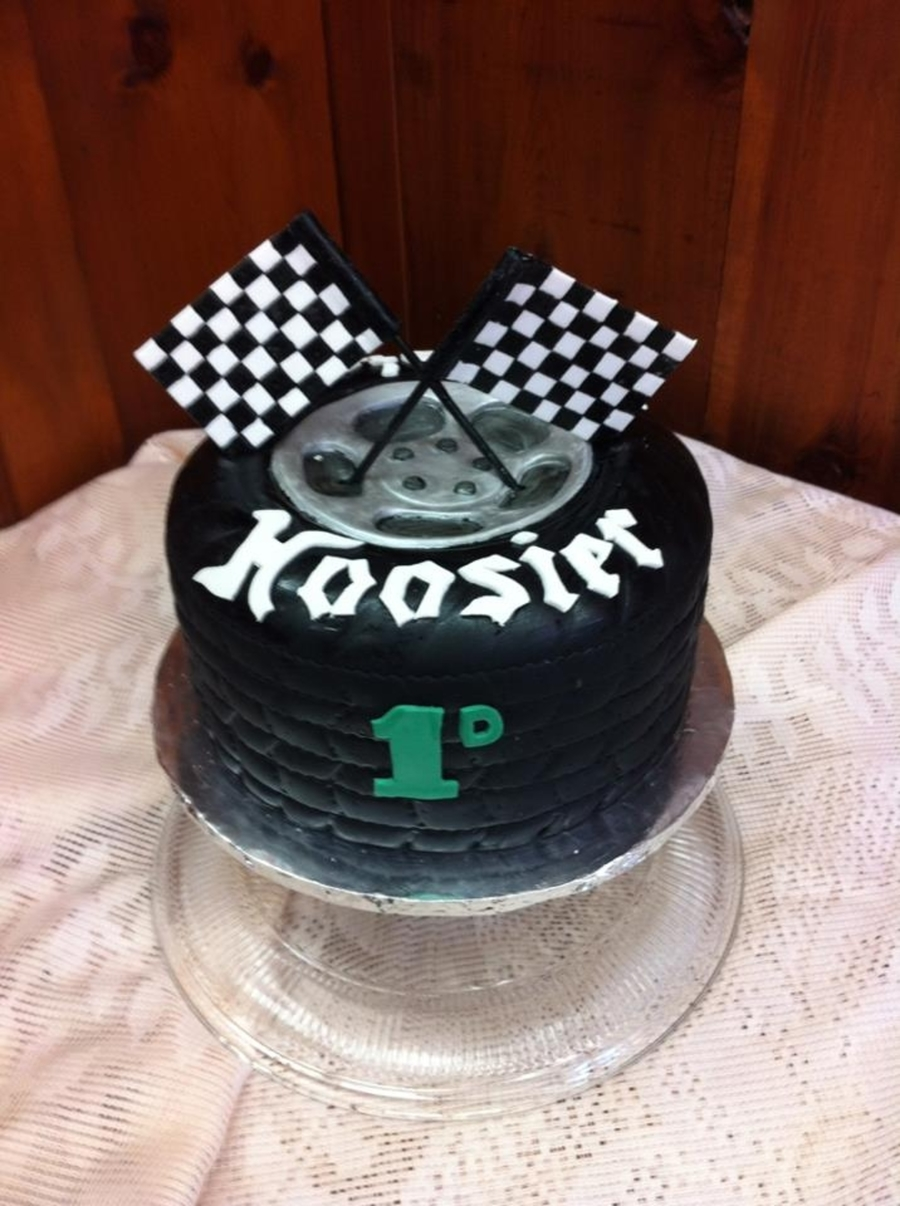 Hoosier Racing on Cake Central