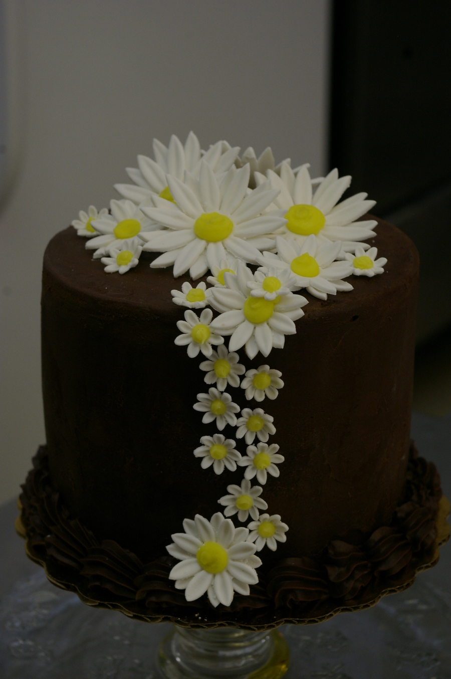 Daisies! on Cake Central