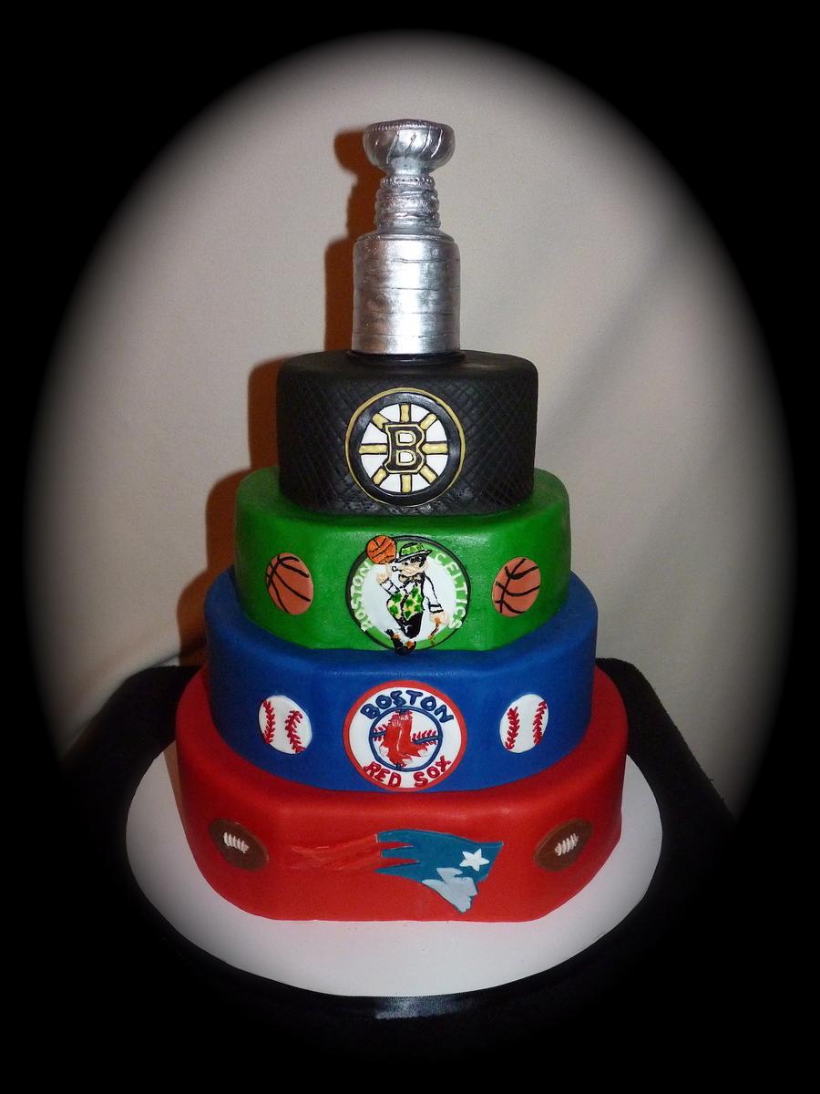 Cake Decorating In Boston