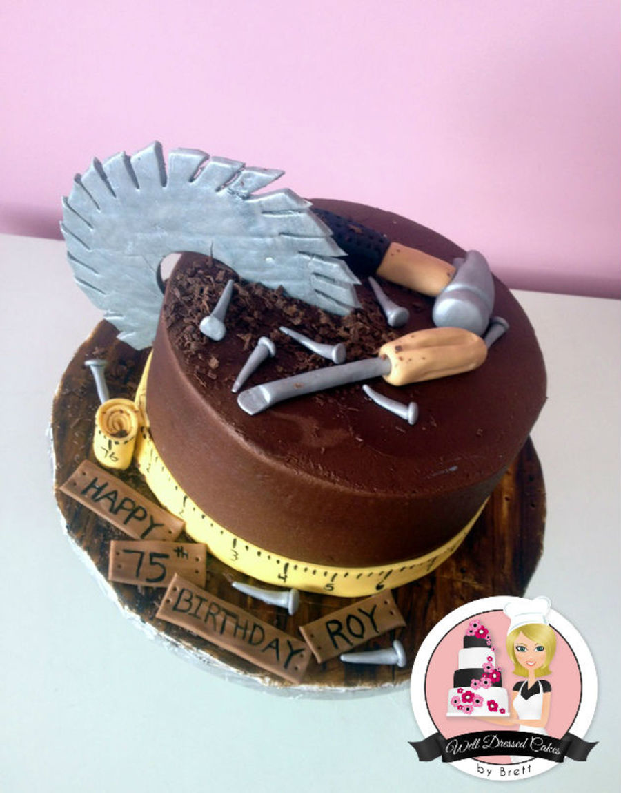 Carpenter Cake Cakecentral Com