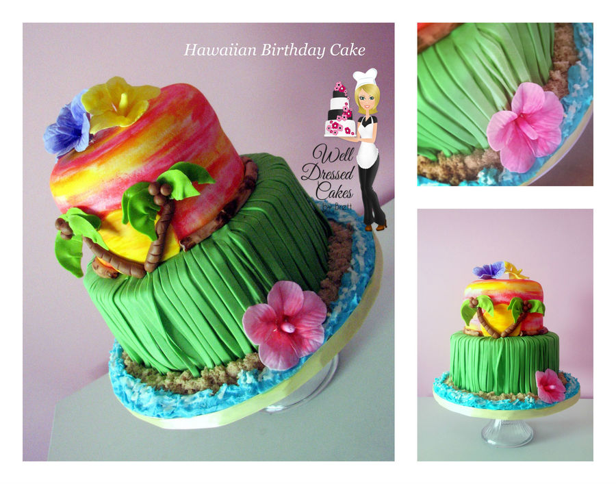 Hawaii Sunset Cake Recipe