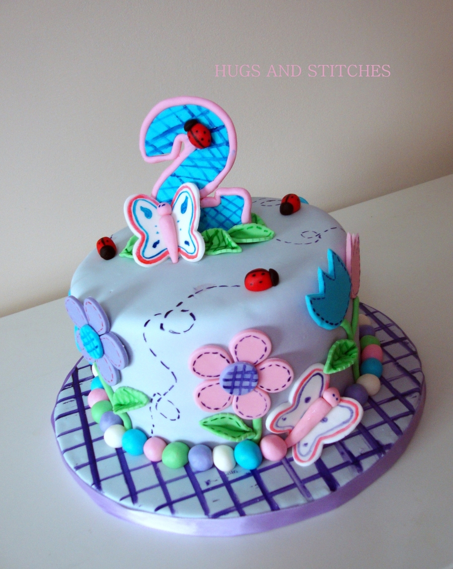 Hugs And Stitches on Cake Central