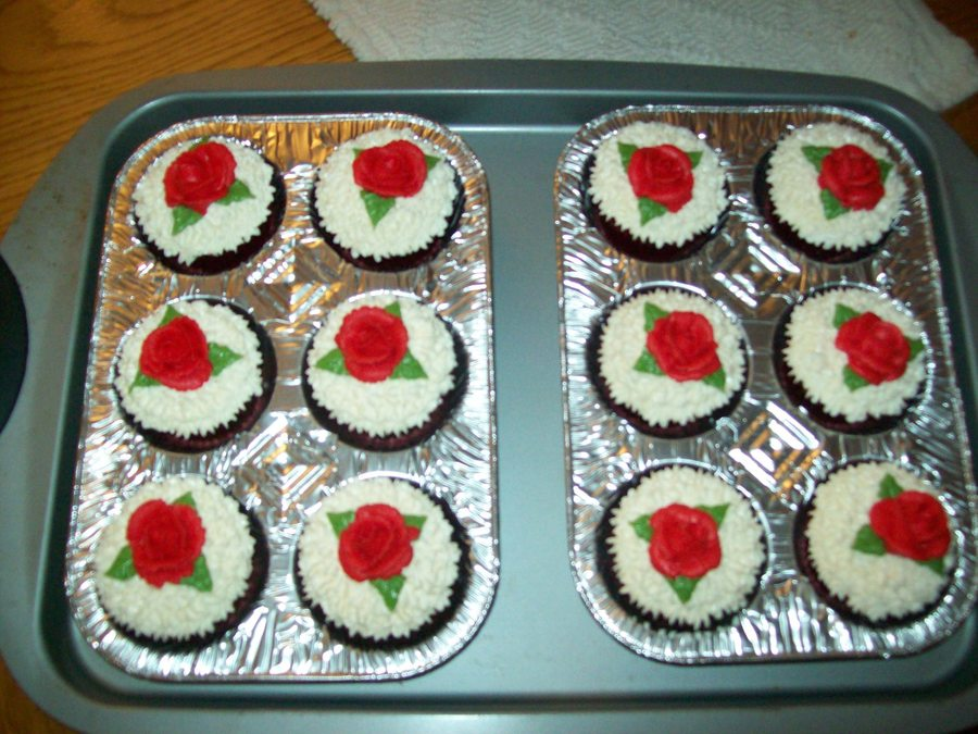 Red Velvet Cup Cakes on Cake Central